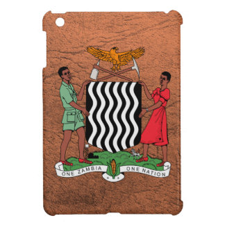 Zambia Coat of Arms Case For The iPad Mini
