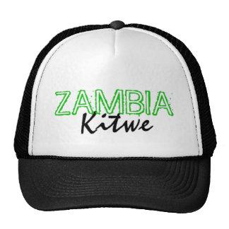 Zambia del personalizado de Africankoko Gorro De Camionero