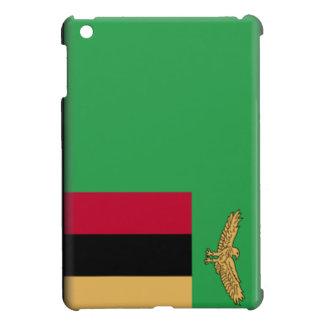 Zambia Flag Case For The iPad Mini