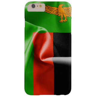 Zambia Flag iPhone 6/6s Plus Case