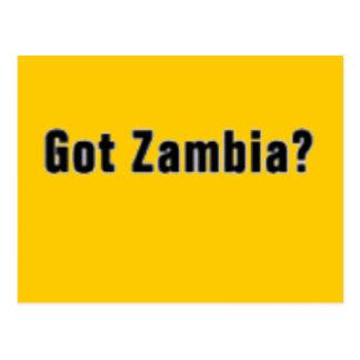 Zambia (Got Zambia) T-Shirt and etc Post Card