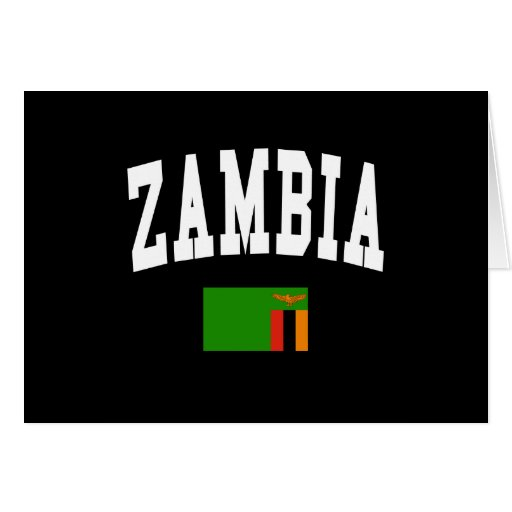 ZAMBIA GREETING CARDS