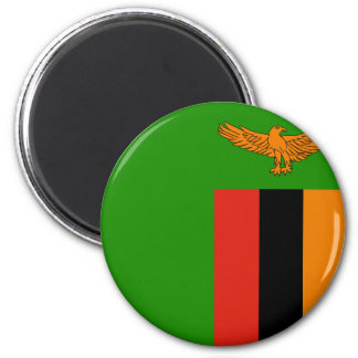 zambia 2 inch round magnet