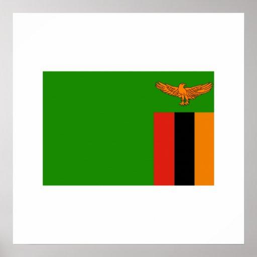 Zambia Posters