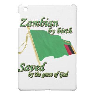 Zambiano por el nacimiento ahorrado por la gracia