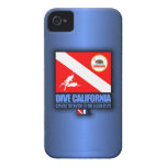 Zambullida California Case-Mate iPhone 4 Protector