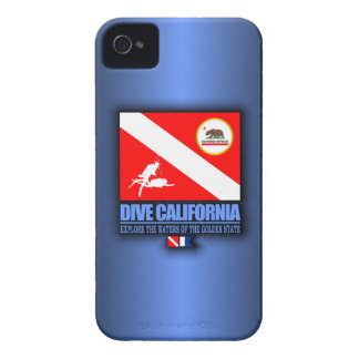 Zambullida California iPhone 4 Carcasa