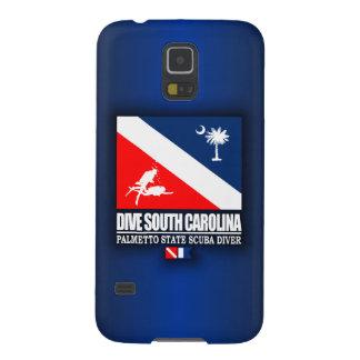 Zambullida Carolina del Sur Carcasas Para Galaxy S5