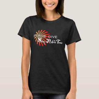 Zambullida de la etapa - camiseta del viaje de San