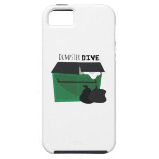 Zambullida del contenedor iPhone 5 carcasa