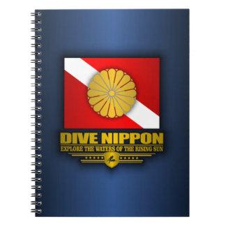 Zambullida Nipón Notebook