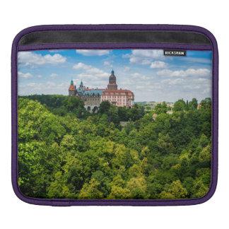 Zamek Ksiaz, Furstenstein In Poland Sleeves For iPads