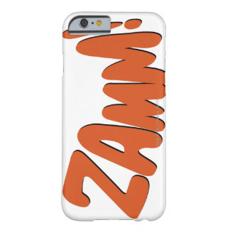 ZAMM! BARELY THERE iPhone 6 CASE