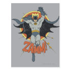 ZAMM Batman Graphic Postcard