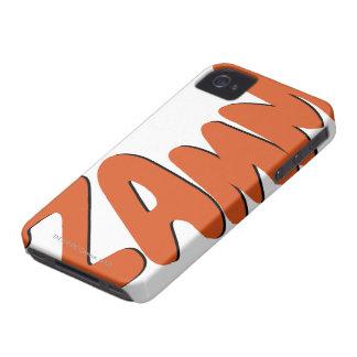 ZAMM! iPhone 4 Case-Mate CASE