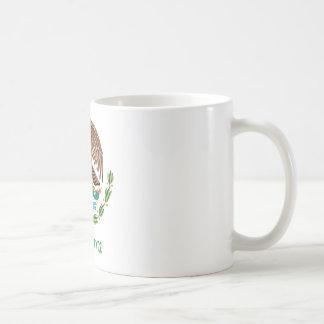 Zamora Mexican National Seal Coffee Mug