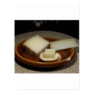 Zamorano Cheese Post Card