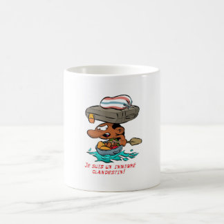 ZAMZAM tasse(Immigré clandestin) Mug
