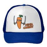Zanahoria de Ninja Gorros