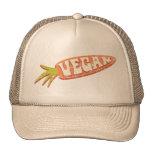 Zanahoria del vegano gorra