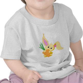 Zanahoria el conejito camiseta