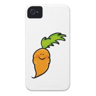 zanahoria linda iPhone 4 carcasas