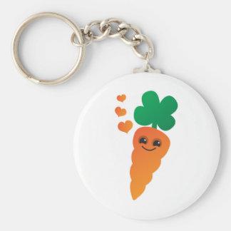 Zanahoria Llavero Personalizado