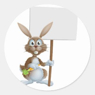 Zanahoria y muestra del conejo de conejito del dib