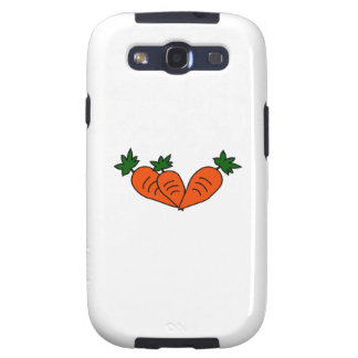 Zanahorias Galaxy SIII Cobertura