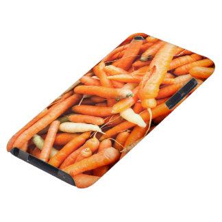 Zanahorias iPod Case-Mate Cobertura
