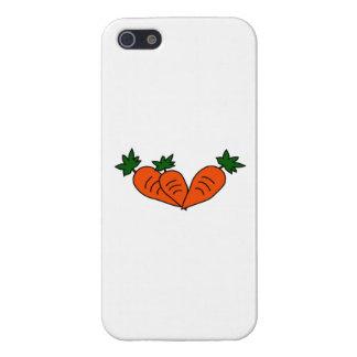 Zanahorias iPhone 5 Funda