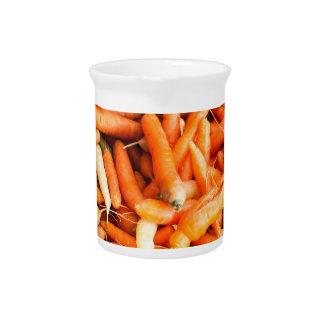 Zanahorias Jarrón