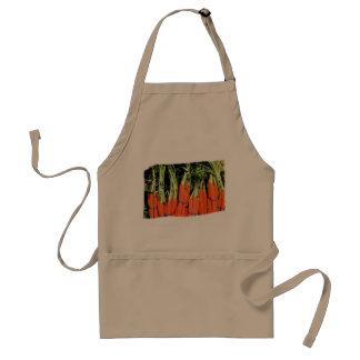 ¡Zanahorias! (otra vez) Delantal