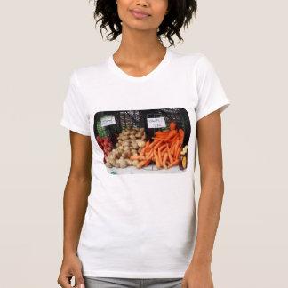 Zanahorias, patatas y miel playera