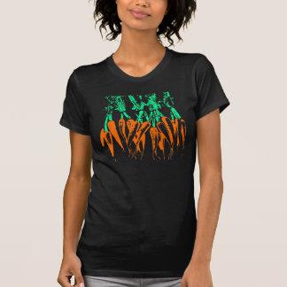 zanahorias camisetas