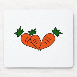 Zanahorias Tapetes De Raton