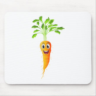 Zanahorias Mouse Pads