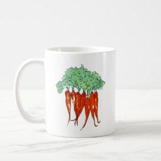 Zanahorias Taza