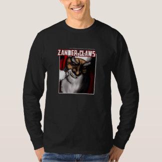 Zander Claws - the evil Santa T-Shirt