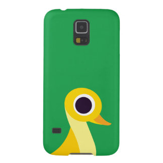 Zander the Duck Case For Galaxy S5