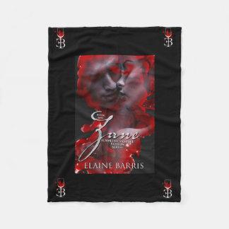 Zane, Flames of Vampire Passion Series Blanket