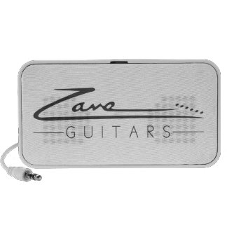 Zane Guitars Mini Mp3 Speakers