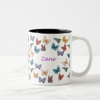 Zane Two-Tone Coffee Mug