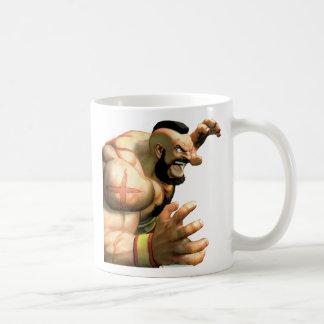 Zangief Ready to Grab Mug