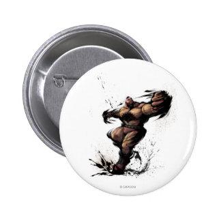 Zangief Spin Button