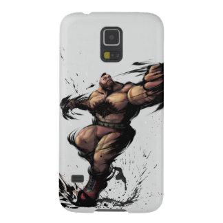 Zangief Spin Galaxy S5 Cover