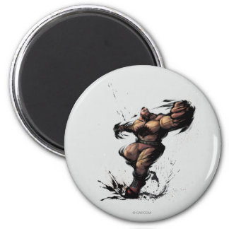 Zangief Spin Magnet