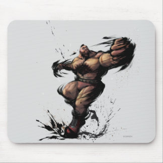 Zangief Spin Mouse Pad