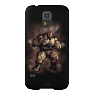 Zangief Stance Case For Galaxy S5
