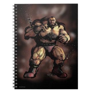 Zangief Stance Notebook